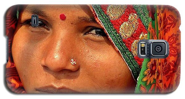 The Pride Of Indian Womenhood Galaxy S5 Case
