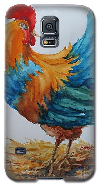 The Pride Of Yard Galaxy S5 Case by Marta Styk