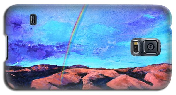 The Promise Galaxy S5 Case by M Diane Bonaparte