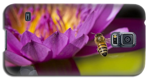 Galaxy S5 Case featuring the photograph The Promise Of Pollen by Priya Ghose