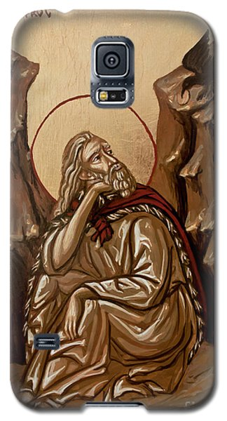 The Prophet Elijah Galaxy S5 Case by Olimpia - Hinamatsuri Barbu