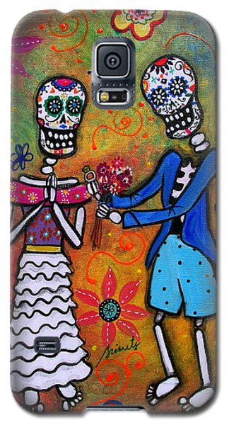The Proposal Day Of The Dead Galaxy S5 Case