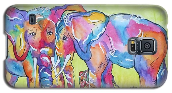 The Protectors Galaxy S5 Case by Ellen Levinson
