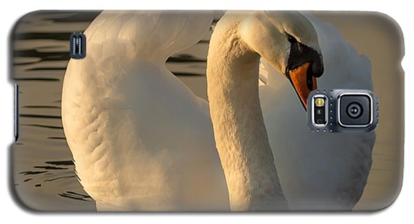 Galaxy S5 Case featuring the photograph The Pure In Heart by Rose-Maries Pictures