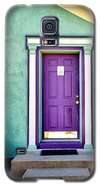 The Purple Door Galaxy S5 Case