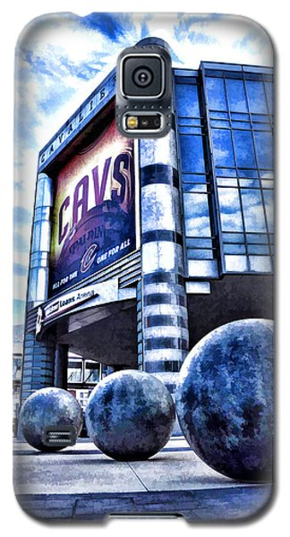 The Q - Home Of The 2016 Nba Champion Cleveland Cavaliers - 1 Galaxy S5 Case