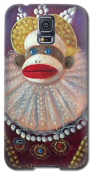 The Proud Queen Galaxy S5 Case by Randy Burns