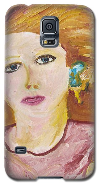The Queen Galaxy S5 Case by Shea Holliman