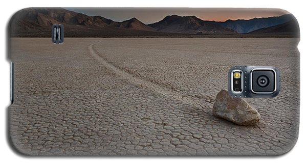 The Racetrack At Death Valley National Park Galaxy S5 Case