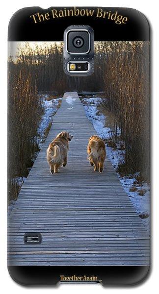 The Rainbow Bridge Galaxy S5 Case