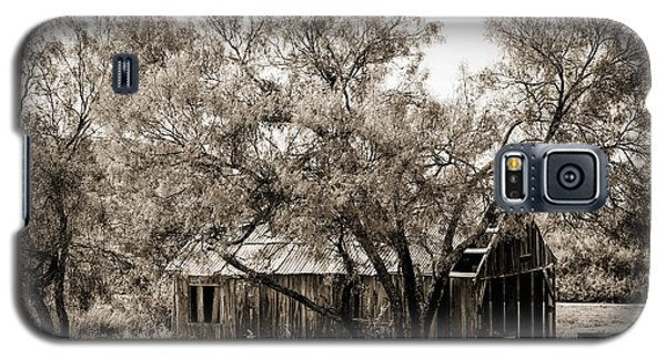 Galaxy S5 Case featuring the photograph The Ranch  by Amber Kresge
