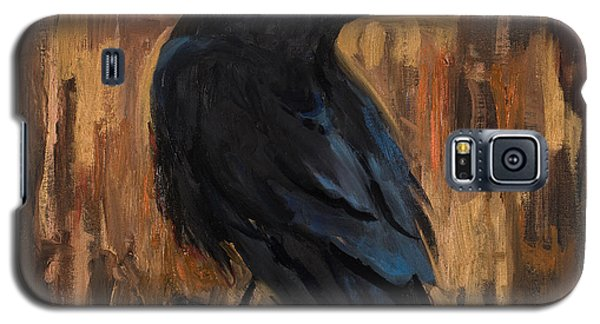 The Raven Galaxy S5 Case by Billie Colson