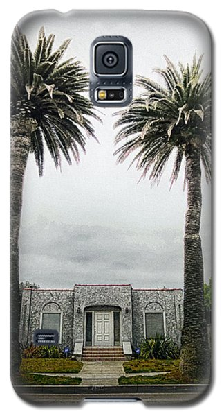 The Real Cowley House Galaxy S5 Case