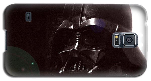 the Real Darth Vader Galaxy S5 Case