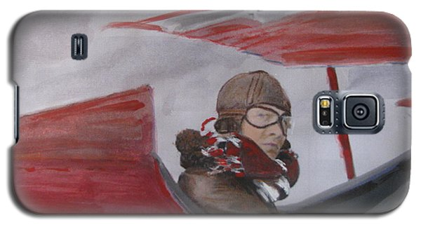 The Red Baron Galaxy S5 Case by Vikram Singh