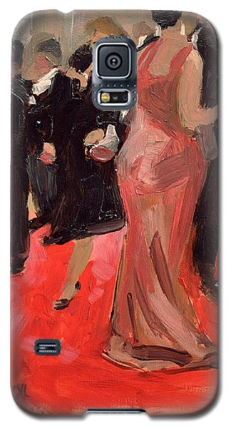 The Red Carpet In The White House Galaxy S5 Case