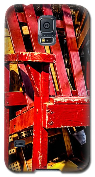 The Red Chair Galaxy S5 Case