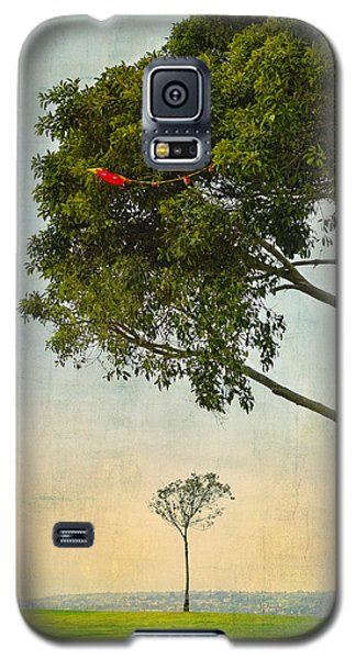 The Red Kite Galaxy S5 Case by Marianne Campolongo