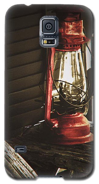 The Red Lantern Galaxy S5 Case