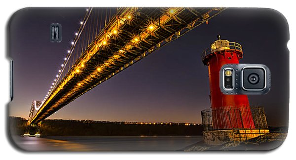 The Red Little Lighthouse Galaxy S5 Case