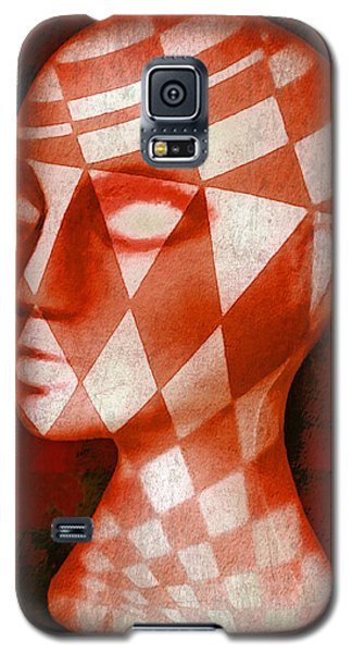 The Red Phantom Galaxy S5 Case by Jeff  Gettis