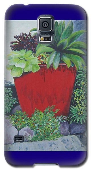 The Red Pot Galaxy S5 Case