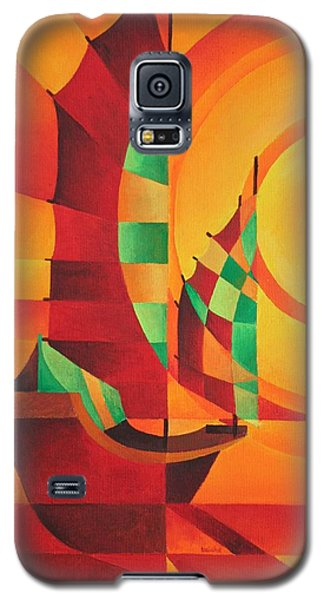 The Red Sea Galaxy S5 Case