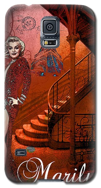 The Red Stair Galaxy S5 Case