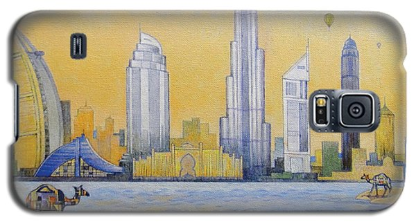 The Reflection Camel Galaxy S5 Case