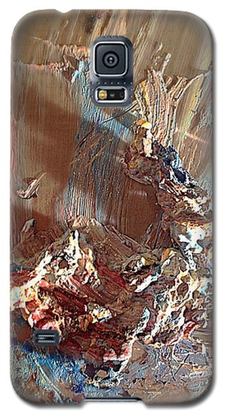 The Remaining Of The Day Galaxy S5 Case by Delona Seserman