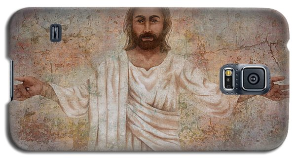 The Resurrection And The Life Galaxy S5 Case