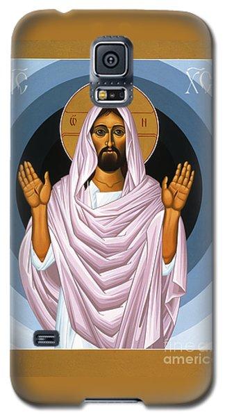 The Risen Christ 014 Galaxy S5 Case by William Hart McNichols