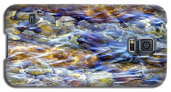 Galaxy S5 Case featuring the photograph The River by Susan  Dimitrakopoulos