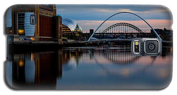 The River Tyne Galaxy S5 Case