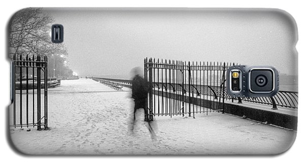 Galaxy S5 Case featuring the photograph The Road Ahead by Dave Beckerman