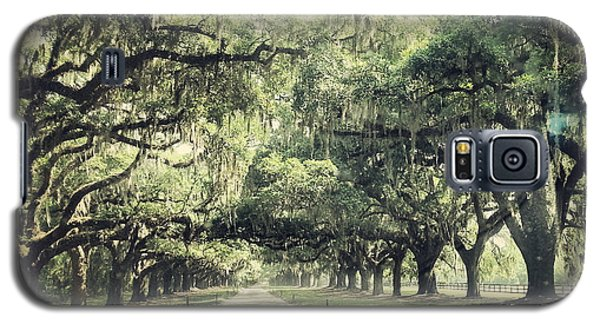 The Road From Boone Hall Galaxy S5 Case