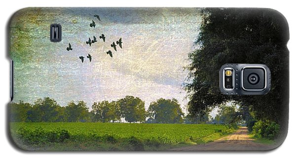 The Road Home Galaxy S5 Case by Jan Amiss Photography