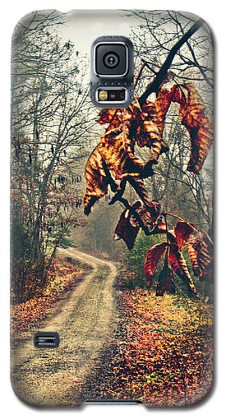 The Road Home Galaxy S5 Case by Jessica Brawley