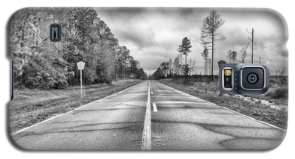 The Road Less Traveled Galaxy S5 Case by Howard Salmon
