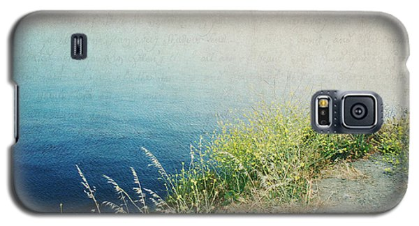 The Road Less Travelled Galaxy S5 Case by Lisa Parrish