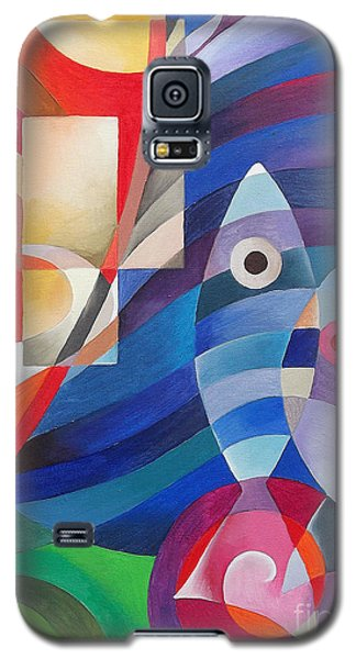 The Road Less Travelled Galaxy S5 Case