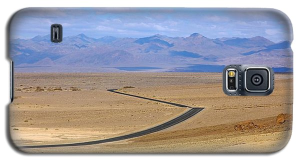 The Road Galaxy S5 Case by Stuart Litoff