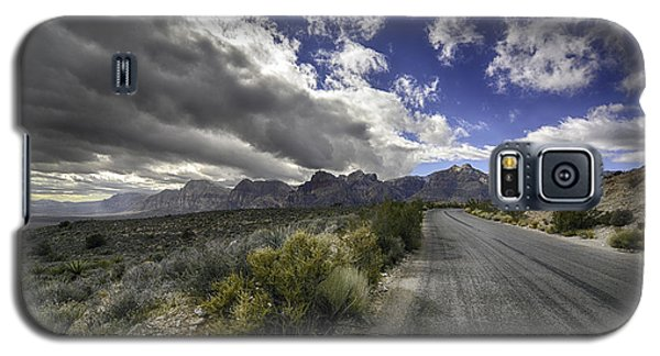 The Road To Red Rock Galaxy S5 Case