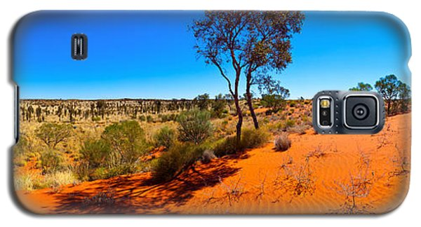 The Road To Uluru Galaxy S5 Case by Bill  Robinson