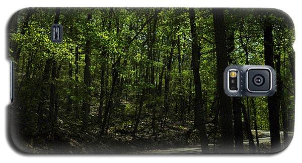 The Roads Of Alabama Galaxy S5 Case by Verana Stark