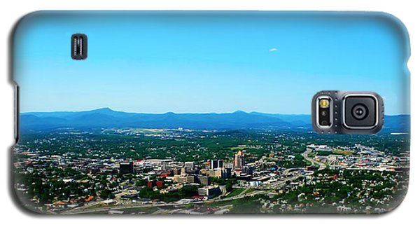 Galaxy S5 Case featuring the photograph The Roanoke Valley by Kara  Stewart