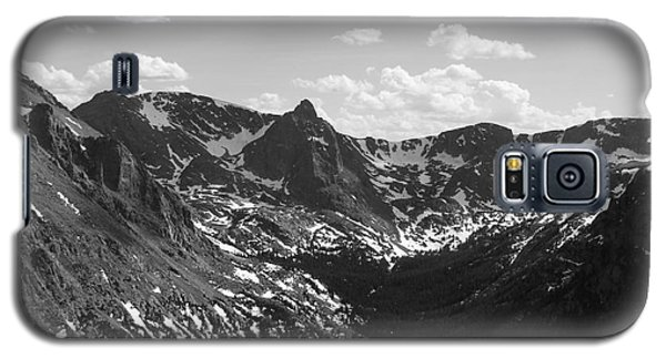 The Rockies Monochrome Galaxy S5 Case