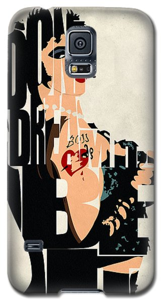 The Rocky Horror Picture Show - Dr. Frank-n-furter Galaxy S5 Case by Ayse Deniz