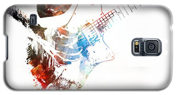 The Roll Of Rock  Galaxy S5 Case by Jerry Cordeiro