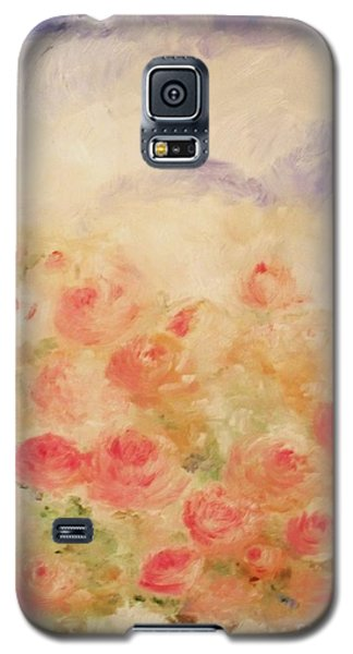 The Rose Bush Galaxy S5 Case by Laurie L